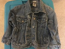 WB kids jean jacket size xs in Okinawa, Japan