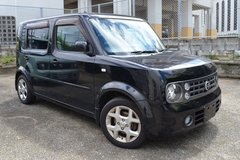 *SALE!* 05 Cube 3* * BACK UP CAMERA* 7 Seater! Excellent Condition, Clean!* Brand New 2 Year JCI... in Okinawa, Japan