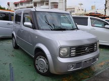 *SALE!* 04 Cube* * Low Mileage! Excellent Condition, Clean!* Brand New 2 Year JCI & Road ... in Okinawa, Japan