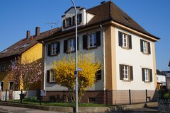 Temporary or mid-term lodgin in a large and modern fully equipped vacation house nearby - in Sul... in Grafenwoehr, GE