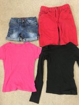 Girls size 5 clothes lot in Okinawa, Japan