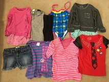 Girls size 7 clothes lot in Okinawa, Japan