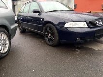 Audi A4 station wagon-model 2000- new inspection- Financing Possible in Hohenfels, Germany