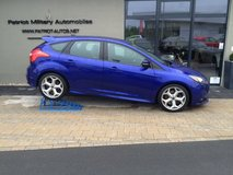 Ford Focus ST 2014 in Hohenfels, Germany