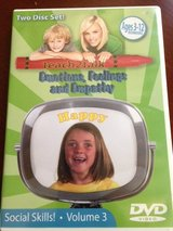 Social Skills DVD set in Sugar Grove, Illinois
