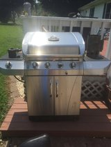 Propane Grill in Gloucester Point, Virginia