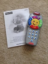 Fisher Price Remote in Beaufort, South Carolina