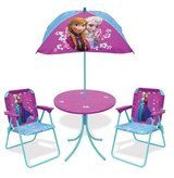 Frozen Anna and Elsa Table, Chairs Umbrella in Fairfax, Virginia