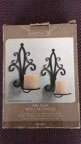 Metal Candle Wall Sconces in Stuttgart, GE