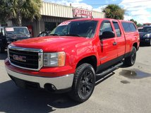 2008 GMC SIERRA EXTENDED CAB SLE Z-71 4X4 in Wilmington, North Carolina