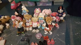 Build.a bears in Fort Campbell, Kentucky