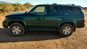 1999 Toyota 4Runner limited 4x4 in Alamogordo, New Mexico