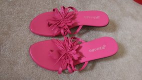 Pink Summer Shoes in Ramstein, Germany