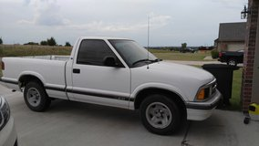 1996 Chevy S10 or obo in Lawton, Oklahoma