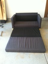 Convertable Child's Sofa/Bed in Lockport, Illinois