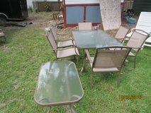 Outdoor furniture in Beaufort, South Carolina