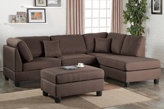 NEW SECTIONAL & OTTOMAN FREE DELIVERY in Huntington Beach, California