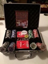 Poker Chip Set in Fort Leonard Wood, Missouri