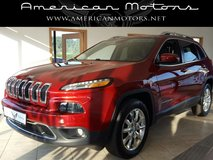 2015 Jeep Cherokee Limited 4x4 in Hohenfels, Germany