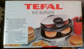 *Never Used* Burger maker in Ramstein, Germany