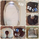 Infant Co-sleeper, Boppy Pillow, and more in Fort Lee, Virginia