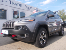 2014 Jeep Cherokee Trailhawk 4X4 in Ansbach, Germany