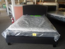 SPECIAL!! Q-Size Bed w/ mattress in Fort Knox, Kentucky