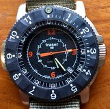 TRASER H3 Swiss made Military watch model in Okinawa, Japan