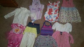 Girls 3t clothes lot in Camp Lejeune, North Carolina