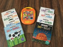 Eric Carle Smart Pad and Books in Beaufort, South Carolina