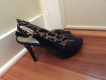"Black 3"" Heel Pumps Size -7  / 7-1/2 in Glendale Heights, Illinois"