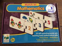 Math Puzzle Set in Travis AFB, California
