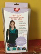 Boye Learn To Knit Kit Brand New (1 left ) in Morris, Illinois