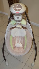 Fisher-Price Friends Deluxe Cradle 'n Swing in Tampa, Florida