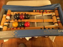 6-Player Croquet Set in Batavia, Illinois