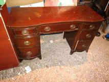 Vintage desk in Belleville, Illinois
