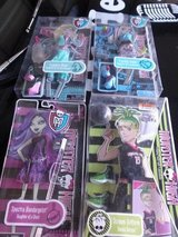 4 PIECE MONSTER HIGH OUTFIT ASSORTMENT BRAND NEW in Naperville, Illinois