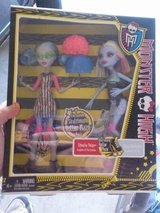 MONSTER HIGH ROLLER SKATERS 2 DOLL SET NEW IN THE BOX in Naperville, Illinois