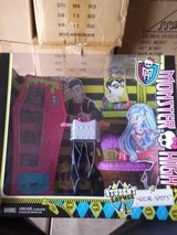 MONSTER HIGH STUDENT LOUNGE NEW in Naperville, Illinois