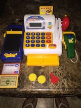 Toy Cash Register with extras in The Woodlands, Texas