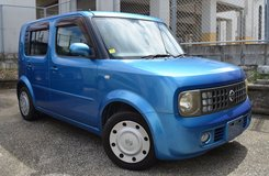 *SALE!* 04 Nissan Cube* *Excellent Condition, Clean, 500 Series!* Brand New 2 Year JCI* in Okinawa, Japan