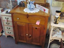 Pine Buffet Server At Twice As Nice Flea Market Booth # 605 in Camp Lejeune, North Carolina