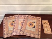 Pimpernel Cork-Backed Placemat and Coaster Set (9 Pieces) in Naperville, Illinois