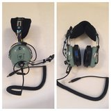 David Clark Headsets (brand new, never used) in Travis AFB, California