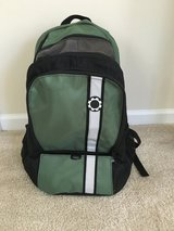 Dadgear Backpack Diaper Bag w/changing pad and wipe case in Beaufort, South Carolina