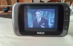 "RCA 3.5"" Led Digital TV (NIB) in Conroe, Texas"