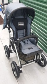 Quinny stroller in Morris, Illinois