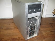Alluminum Case with 2 DVD/RW Drives in Houston, Texas