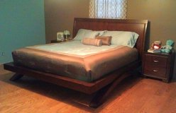 King Size Platform Bed, and Suite in Alexandria, Louisiana