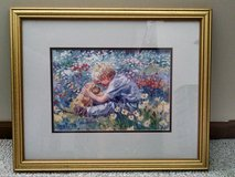 Framed painting print picture in Naperville, Illinois